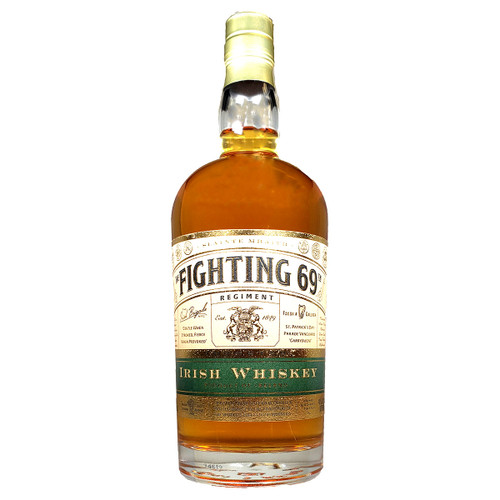 Fighting 69th Regiment Irish Whiskey