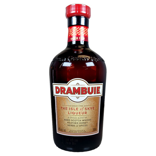 Drambuie Honey Scotch Whisky Liqueur