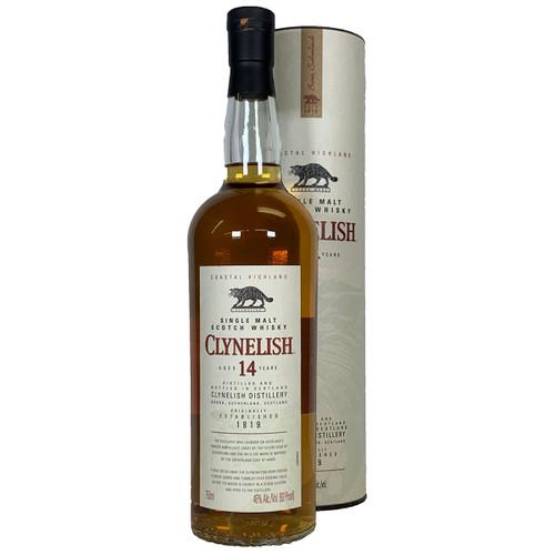 Clynelish 14 Year Highland Single Malt Scotch