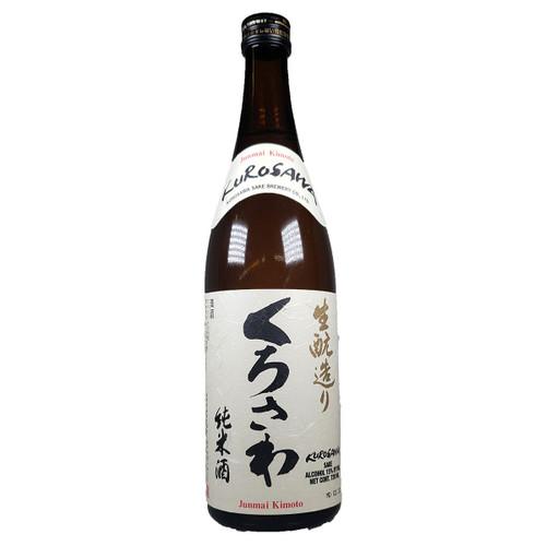 Kurosawa Jun-Mai Kimoto 720ML