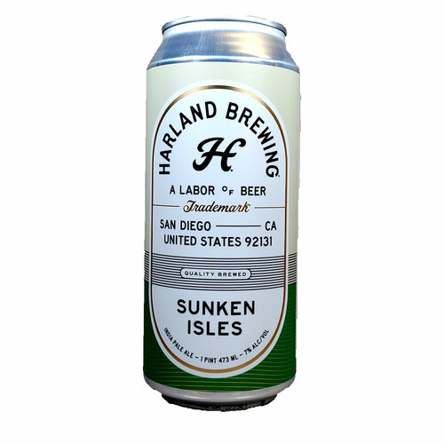 Harland Sunken Isles IPA Can