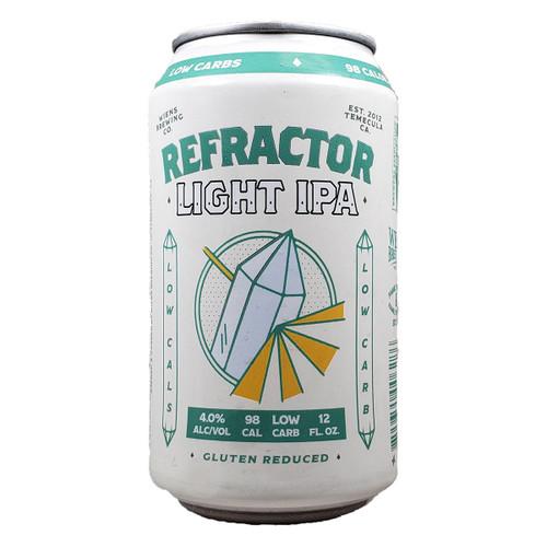 Wiens Refractor Light IPA Can