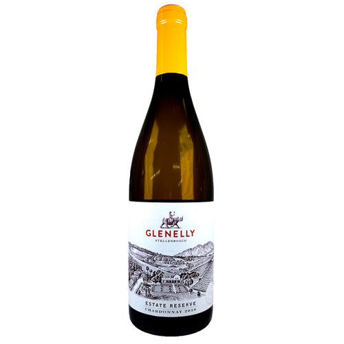Glenelly 2016 Reserve Chardonnay