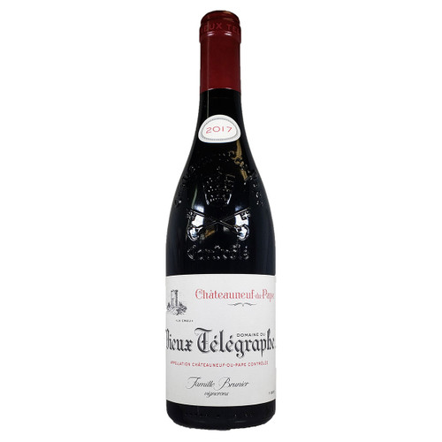 Vieux Telegraphe 2017 La Crau Chateauneuf-du-Pape