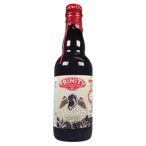 Trinity Certifiably Malchus Bourbon Barrel-Aged Naked Biere de Garde 2017