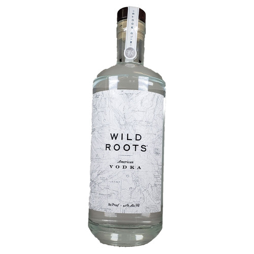 Wild Roots American Vodka