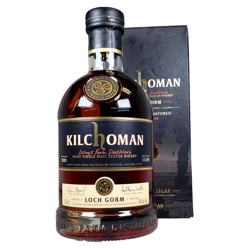Kilchoman Loch Gorm Islay Single Malt Scotch 2020