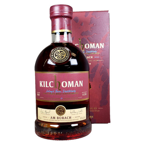 Kilchoman AM Burach Islay Single Malt Scotch 2020