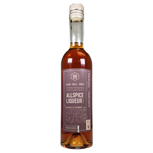 Eleven Wells Allspice  Liqueur