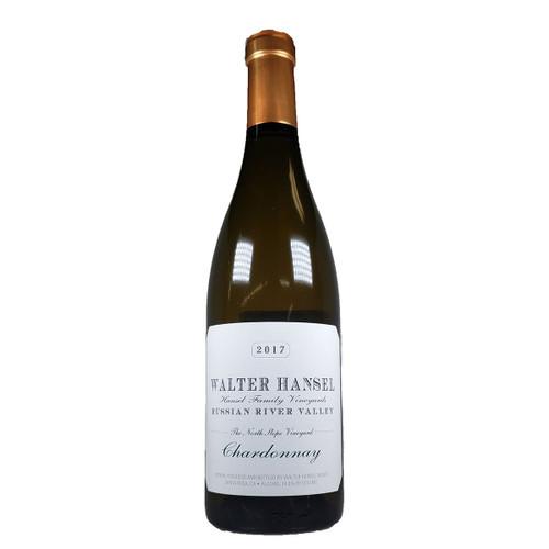 Walter Hansel 2017 The North Slope Vineyard Chardonnay
