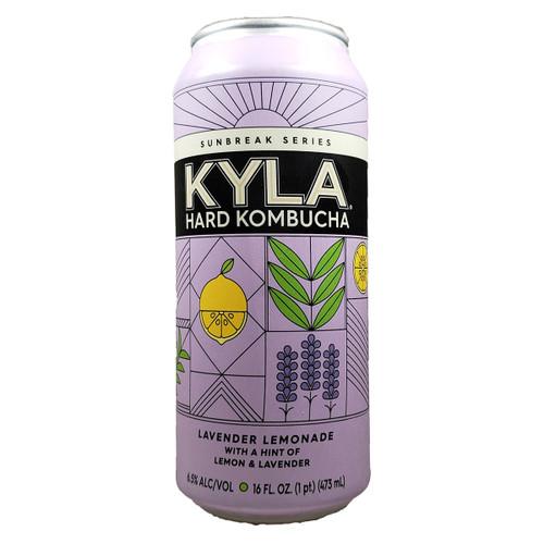Kyla Lavender Lemonade Hard Kombucha Can