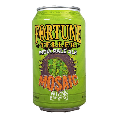 Wiens Fortune Teller Mosaic IPA Can