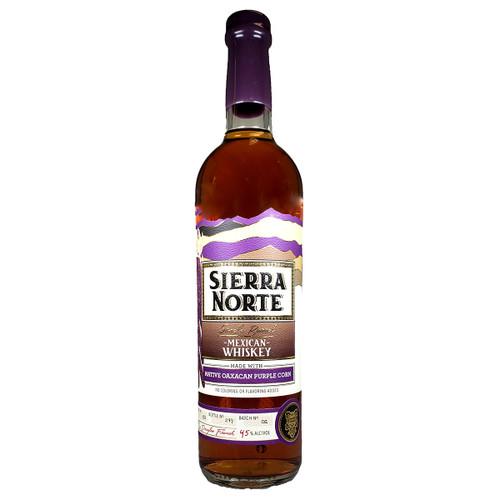 Sierra Norte Purple Corn Whiskey