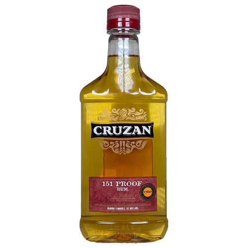Cruzan 151 Rum 375ML