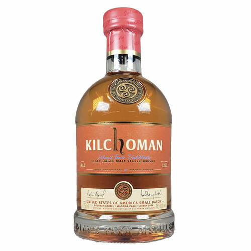 Kilchoman Small Batch U.S. Release # 2