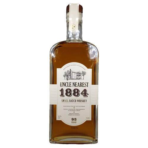 Uncle Nearest 1884 Small Batch Premium Tennessee Whiskey