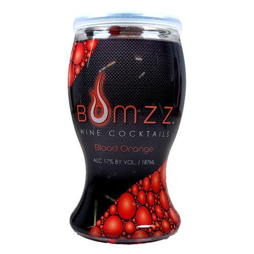BOMZZ Wine Cocktail Blood Orange Ready-To-Drink 187ml