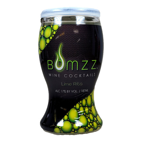 BOMZZ Wine Cocktail Lime Rita Ready-To-Drink 187ml