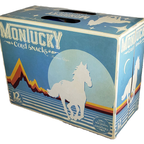 Montucky Lager 12-Pack Can