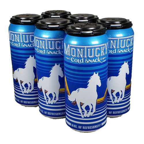 Montucky Lager 6-Pack Can