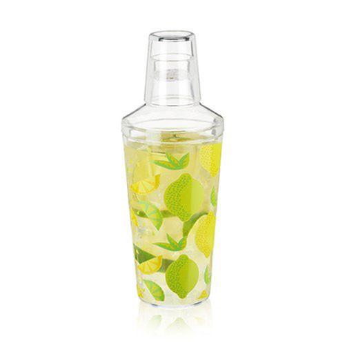 Patterned Cocktail Shaker