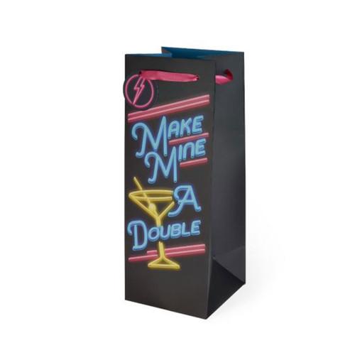 Make Mine A Double Gift Bag