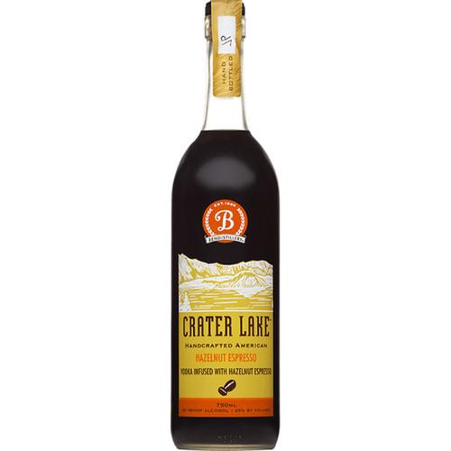 Crater Lake Hazelnut Espresso Vodka
