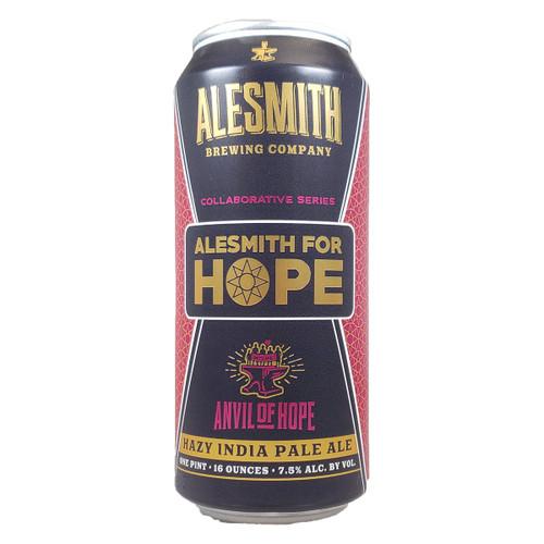 Alesmith AleSmith For Hope Hazy IPA Can