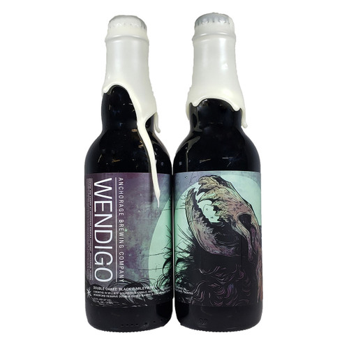 Anchorage Wendigo Double Oaked Black Barleywine