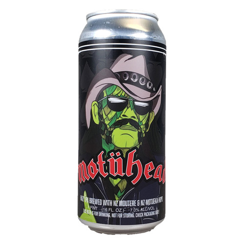 Cooperage Motühead Hazy IPA Can