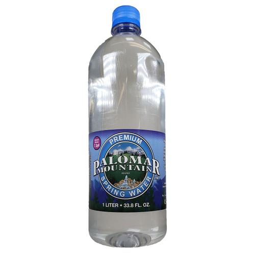 Palomar Mountain Premium Spring Water 1.0L