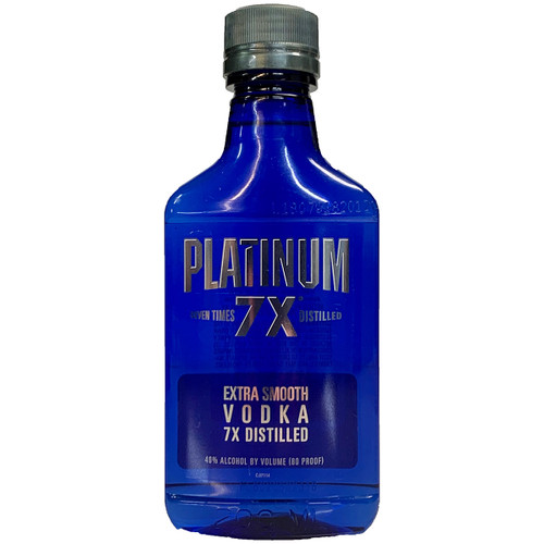 Platinum 7X Vodka 50ML