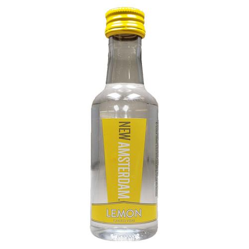 New Amsterdam Lemon Vodka 50ml