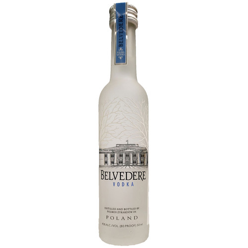 Belvedere Rye Vodka 50ML