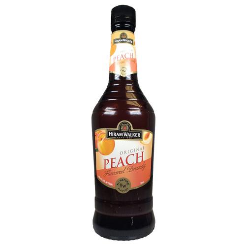 Hiram Walker Peach Brandy