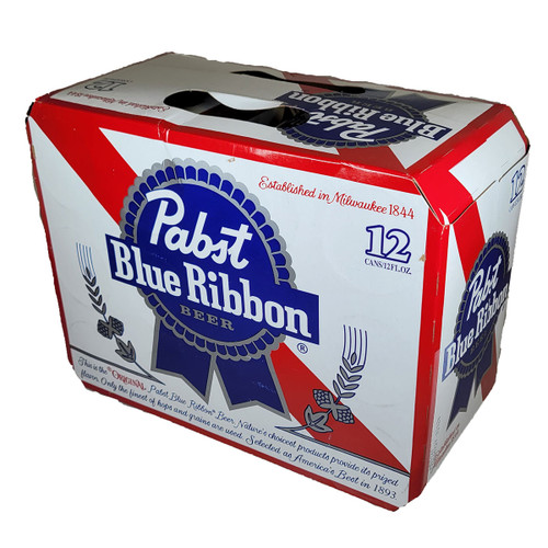 Pabst Blue Ribbon 12-Pack Can