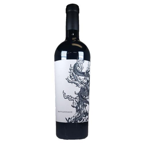 Mount Peak Winery 2016 Rattlesnake Zinfandel