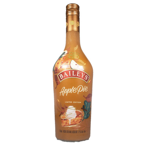 Baileys Apple Pie Limited Edition Irish Cream Liqueur
