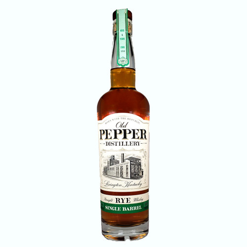 Old Pepper Rye Whiskey