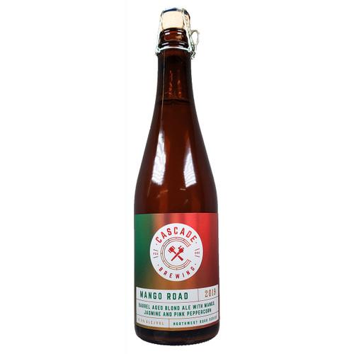 Cascade Mango Road Barrel Aged Blond Ale 2019