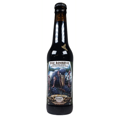 Amager The Boobrie Whisky Barrel Aged Double Mash Imperial Stout