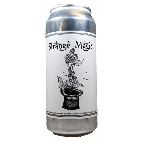 Moonraker Strange Magic IPA Can