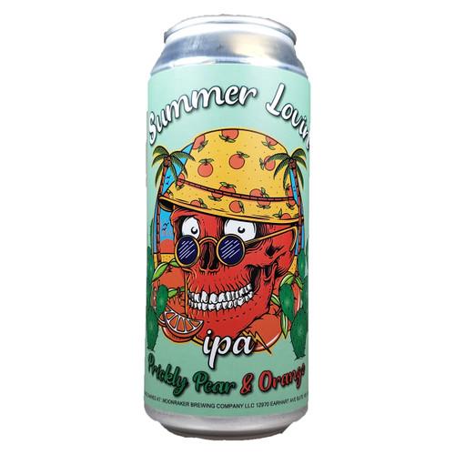 Moonraker Summer Lovin' Prickly Pear & Orange IPA Can