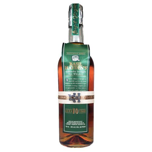Basil Hayden's 10 Year Straight Rye Whiskey