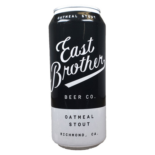 East Brother Oatmeal Stout Can
