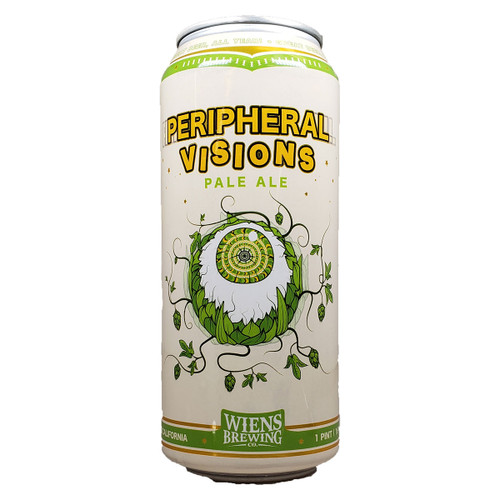 Wiens Peripheral Visions Pale Ale Can