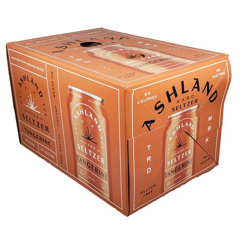 Ashland Hard Seltzer Tangerine 6-Pack Can