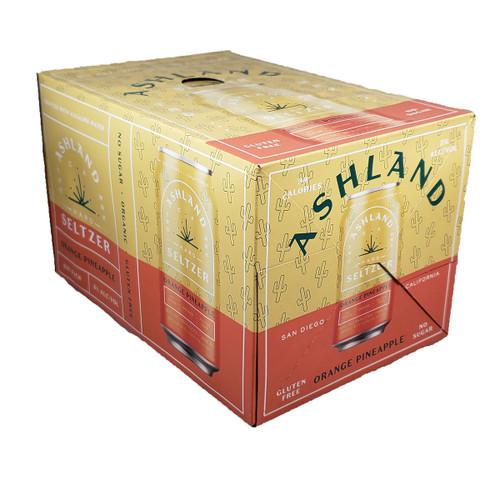 Ashland Hard Seltzer Orange-Pineapple 6-Pack Can