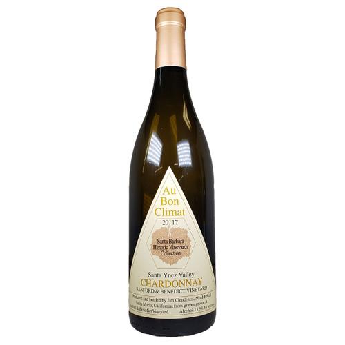 Au Bon Climat 2017 Sanford & Benedict Vineyard Chardonnay