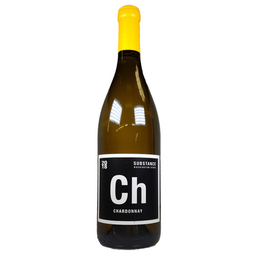 Charles Smith 2018 Substance Chardonnay